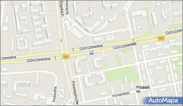 Przystanek Bemowo-Ratusz 01. ZTM Warszawa - Warszawa (id 503401) na mapie Targeo
