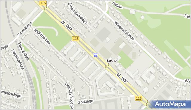 Przystanek Bogumiły 13. ZDiTM Szczecin - Szczecin (id 30813) na mapie Targeo