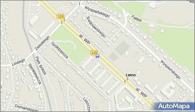 Przystanek Bogumiły (Lodogryf) 11. ZDiTM Szczecin - Szczecin (id 30811) na mapie Targeo