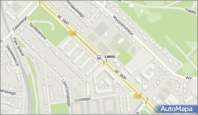 Przystanek Bogumiły (Lodogryf) 12. ZDiTM Szczecin - Szczecin (id 30812) na mapie Targeo
