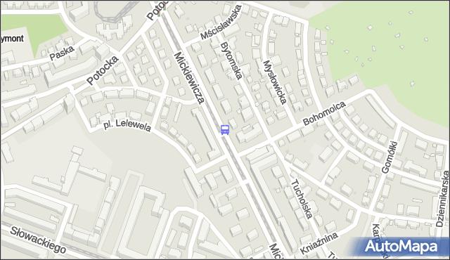 Przystanek Bohomolca 02. ZTM Warszawa - Warszawa (id 607602) na mapie Targeo