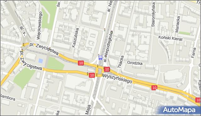 Przystanek Brama Portowa 12. ZDiTM Szczecin - Szczecin (id 10812) na mapie Targeo