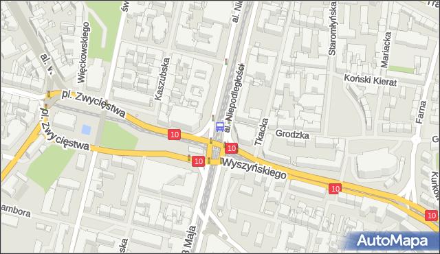 Przystanek Brama Portowa 13. ZDiTM Szczecin - Szczecin (id 10813) na mapie Targeo