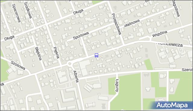Przystanek Brata Alberta 02. ZTM Warszawa - Warszawa (id 227702) na mapie Targeo