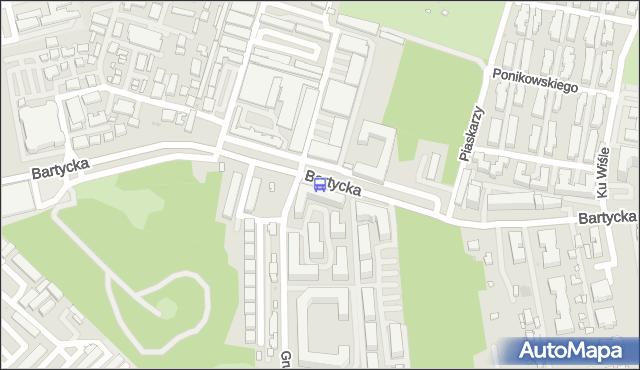 Przystanek Budexpo 01. ZTM Warszawa - Warszawa (id 306901) na mapie Targeo