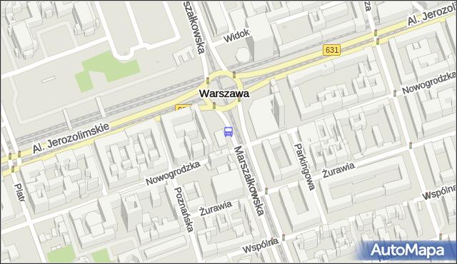 Przystanek Centrum 01. ZTM Warszawa - Warszawa (id 701301) na mapie Targeo