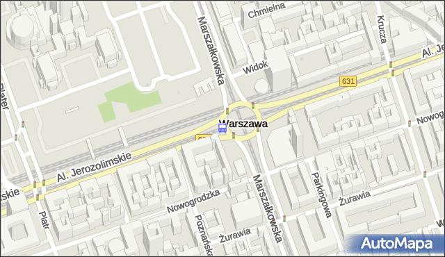 Przystanek Centrum 09. ZTM Warszawa - Warszawa (id 701309) na mapie Targeo