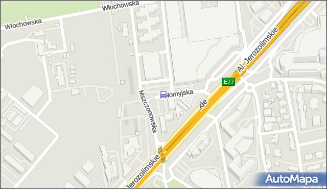 Przystanek CH Reduta 01. ZTM Warszawa - Warszawa (id 412601) na mapie Targeo