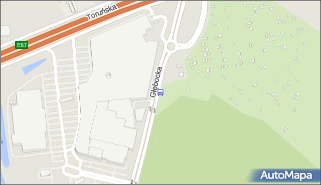 Przystanek CH Targówek 02. ZTM Warszawa - Warszawa (id 117902) na mapie Targeo