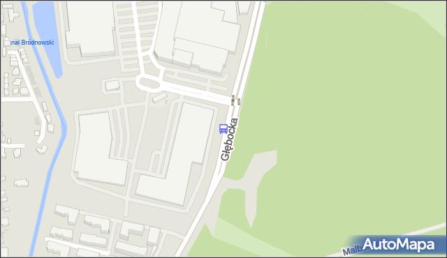Przystanek CH Targówek 03. ZTM Warszawa - Warszawa (id 117903) na mapie Targeo