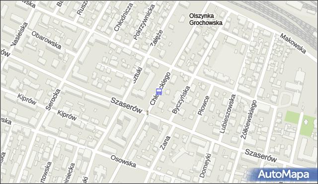 Przystanek Chłopickiego 02. ZTM Warszawa - Warszawa (id 210902) na mapie Targeo