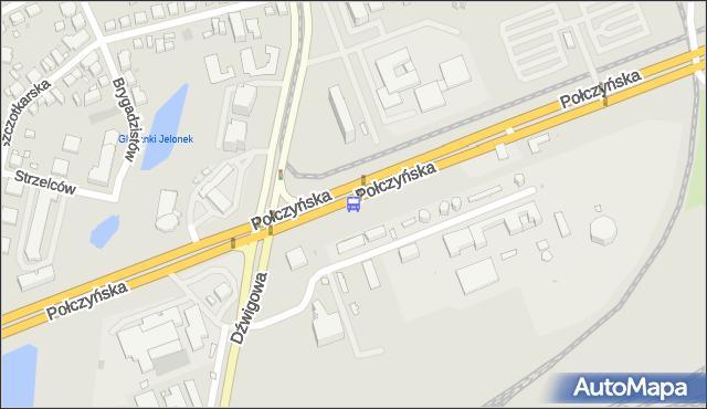 Przystanek Ciepłownia Wola 01. ZTM Warszawa - Warszawa (id 501201) na mapie Targeo