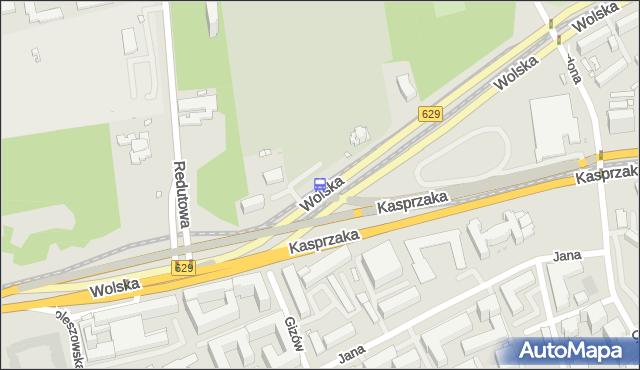 Przystanek Cm.Prawosławny 02. ZTM Warszawa - Warszawa (id 502202) na mapie Targeo