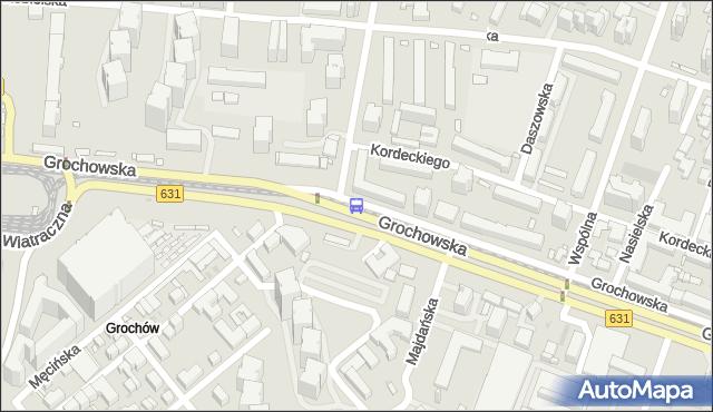 Przystanek Czapelska 01. ZTM Warszawa - Warszawa (id 200901) na mapie Targeo