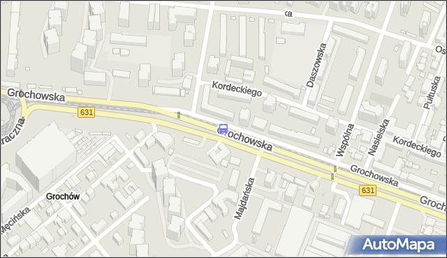 Przystanek Czapelska 02. ZTM Warszawa - Warszawa (id 200902) na mapie Targeo
