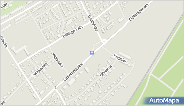Przystanek Dąbie Osiedle 21. ZDiTM Szczecin - Szczecin (id 71421) na mapie Targeo