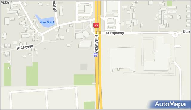 Przystanek Dąbrówka 01. ZTM Warszawa - Warszawa (id 302301) na mapie Targeo