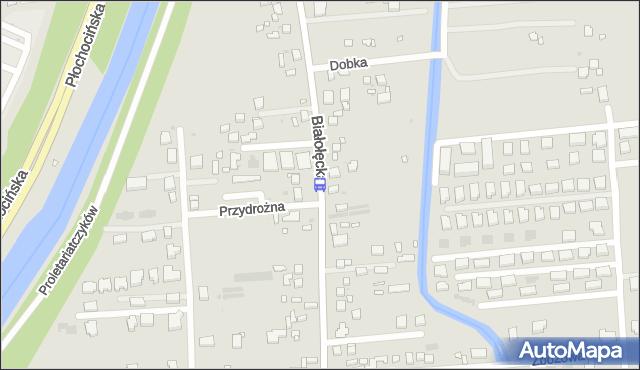 Przystanek Dobka z Oleśnicy 01. ZTM Warszawa - Warszawa (id 117301) na mapie Targeo