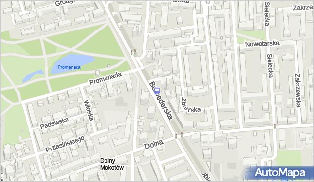 Przystanek Dolna 02. ZTM Warszawa - Warszawa (id 302702) na mapie Targeo