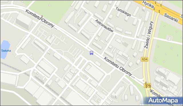 Przystanek Drzewieckiego 01. ZTM Warszawa - Warszawa (id 414301) na mapie Targeo