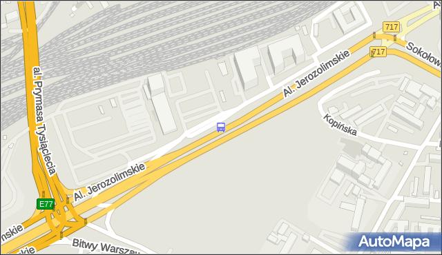 Przystanek Dw.Zachodni 02. ZTM Warszawa - Warszawa (id 404402) na mapie Targeo