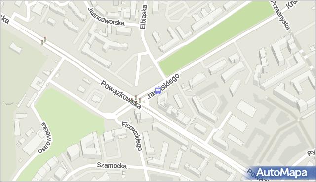 Przystanek Elbląska 04. ZTM Warszawa - Warszawa (id 609104) na mapie Targeo