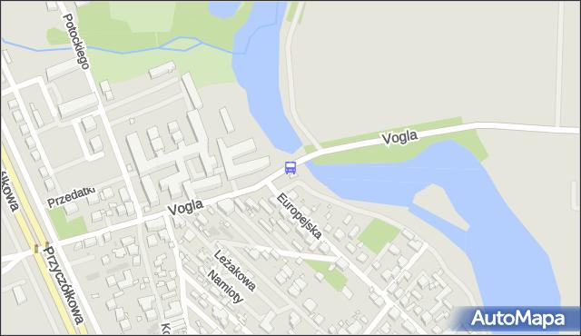 Przystanek Europejska 01. ZTM Warszawa - Warszawa (id 314701) na mapie Targeo