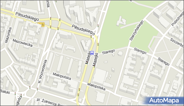Przystanek Filharmonia 12. ZDiTM Szczecin - Szczecin (id 11412) na mapie Targeo