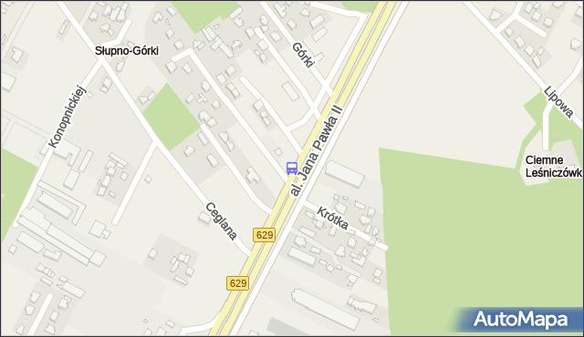 Przystanek Górki 01. ZTM Warszawa - Warszawa (id 145101) na mapie Targeo
