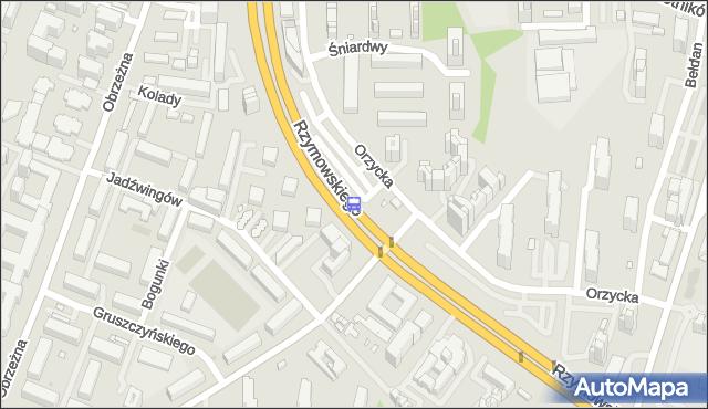 Przystanek Gotarda 02. ZTM Warszawa - Warszawa (id 324502) na mapie Targeo
