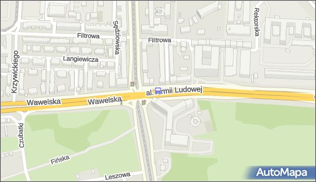Przystanek GUS 06. ZTM Warszawa - Warszawa (id 709306) na mapie Targeo