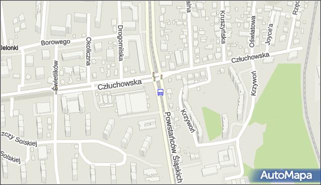 Przystanek Hala Wola 06. ZTM Warszawa - Warszawa (id 505806) na mapie Targeo