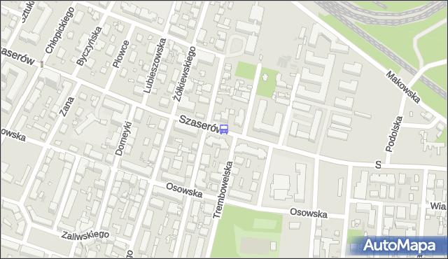 Przystanek Hetmańska 01. ZTM Warszawa - Warszawa (id 226601) na mapie Targeo