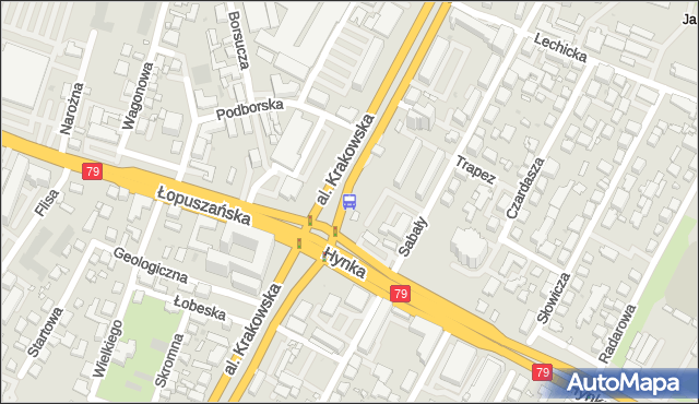 Przystanek Hynka 01. ZTM Warszawa - Warszawa (id 401101) na mapie Targeo