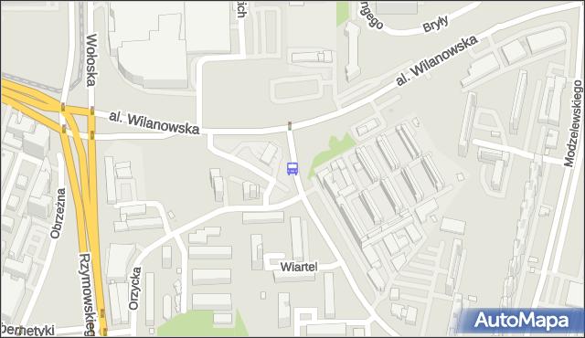 Przystanek Instytut Fizyki 01. ZTM Warszawa - Warszawa (id 324901) na mapie Targeo