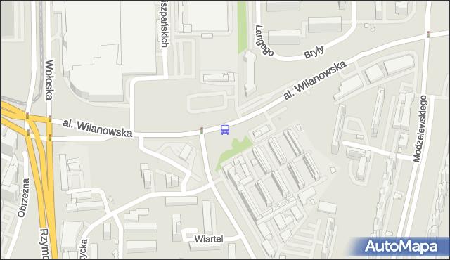 Przystanek Instytut Fizyki 03. ZTM Warszawa - Warszawa (id 324903) na mapie Targeo