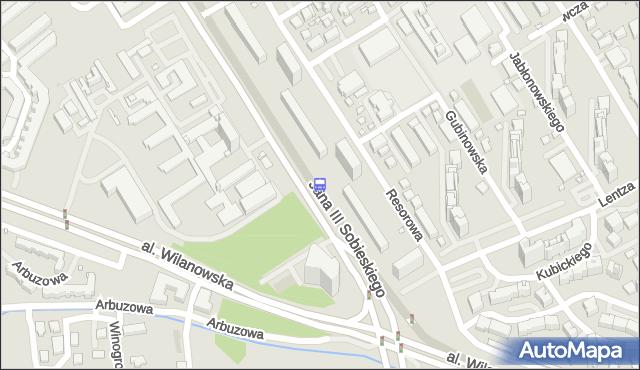 Przystanek Instytut Neurologii 02. ZTM Warszawa - Warszawa (id 303602) na mapie Targeo