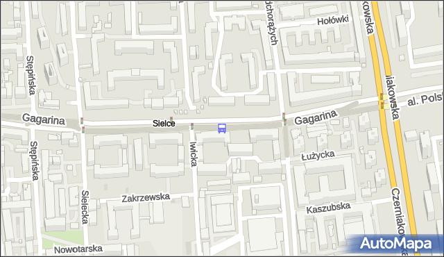 Przystanek Iwicka 01. ZTM Warszawa - Warszawa (id 308501) na mapie Targeo