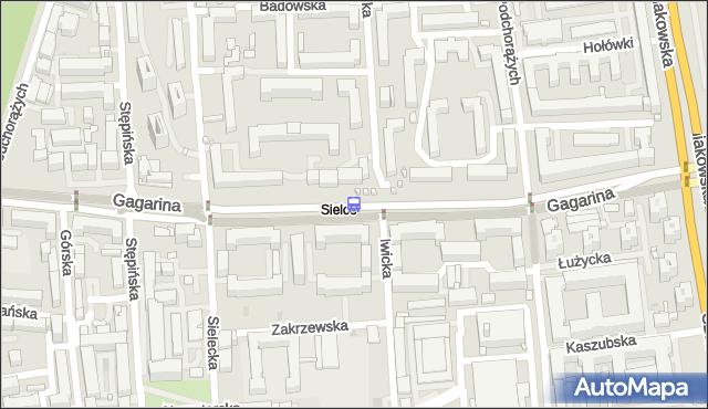 Przystanek Iwicka 02. ZTM Warszawa - Warszawa (id 308502) na mapie Targeo
