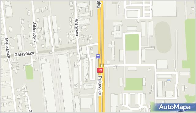 Przystanek Iwiczna 01. ZTM Warszawa - Warszawa (id 319101) na mapie Targeo