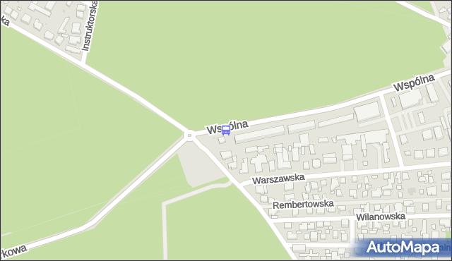 Przystanek Jagiellońska 02. ZTM Warszawa - Warszawa (id 227602) na mapie Targeo