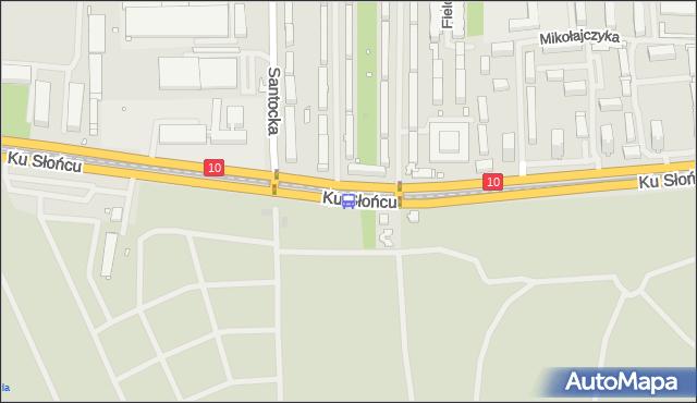 Przystanek Karola Miarki 31. ZDiTM Szczecin - Szczecin (id 20631) na mapie Targeo