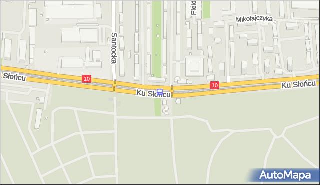 Przystanek Karola Miarki 32. ZDiTM Szczecin - Szczecin (id 20632) na mapie Targeo