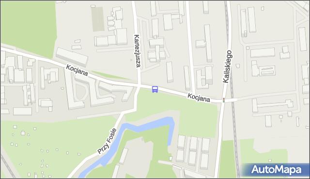 Przystanek Kartezjusza 01. ZTM Warszawa - Warszawa (id 509301) na mapie Targeo