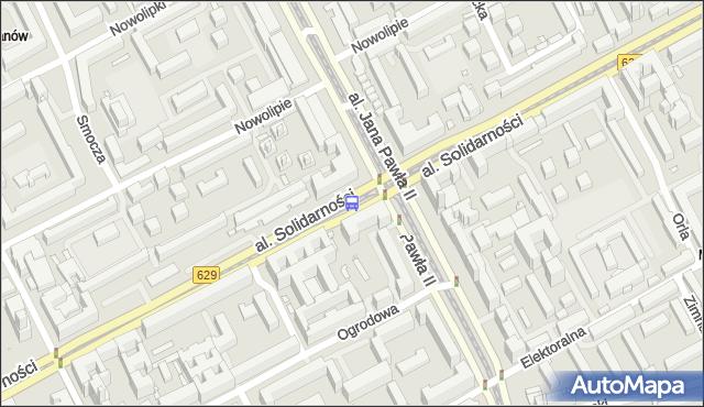 Przystanek Kino Femina 05. ZTM Warszawa - Warszawa (id 708505) na mapie Targeo