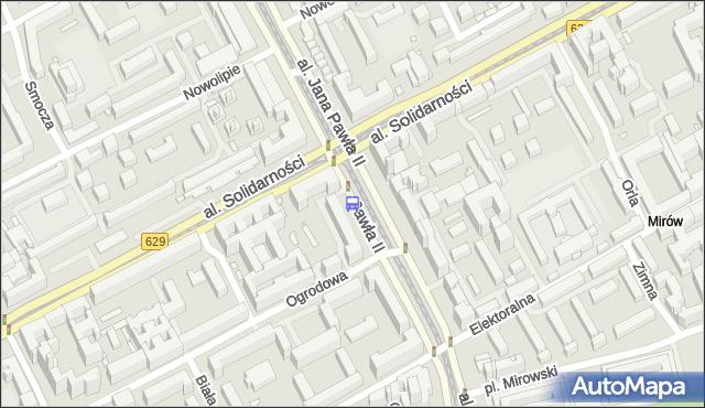 Przystanek Kino Femina 07. ZTM Warszawa - Warszawa (id 708507) na mapie Targeo