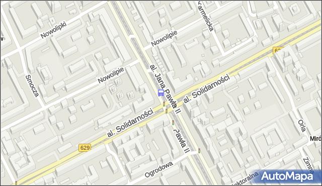Przystanek Kino Femina 09. ZTM Warszawa - Warszawa (id 708509) na mapie Targeo