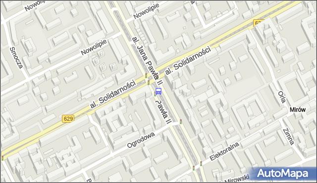 Przystanek Kino Femina 10. ZTM Warszawa - Warszawa (id 708510) na mapie Targeo