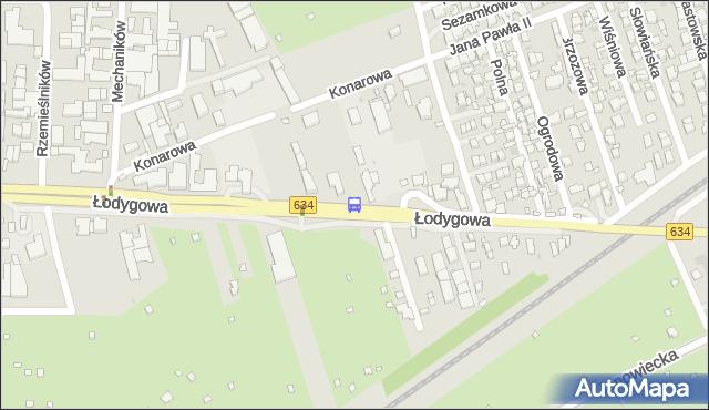 Przystanek Klamrowa 01. ZTM Warszawa - Warszawa (id 106501) na mapie Targeo