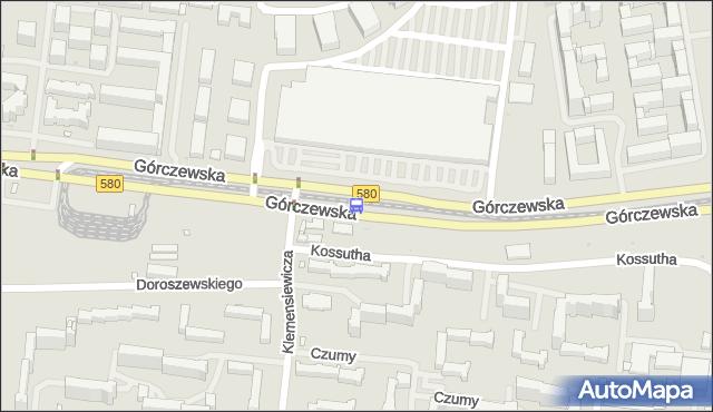Przystanek Klemensiewicza 03. ZTM Warszawa - Warszawa (id 503503) na mapie Targeo